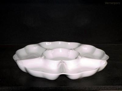 Porcelánová mísa 6-dílná 35 cm Český porcelán