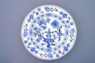 Porcelánová mísa kulatá hluboká 34 cm Český porcelán