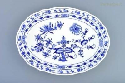 Porcelánová mísa oválná 35 cm Český porcelán