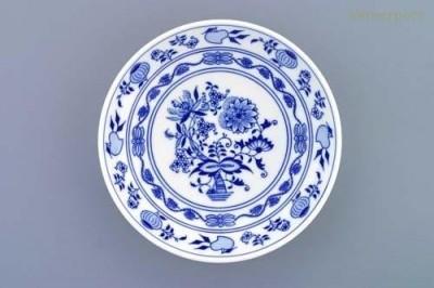 Porcelánová miska kompotová hladká 20,5cm Český porcelán