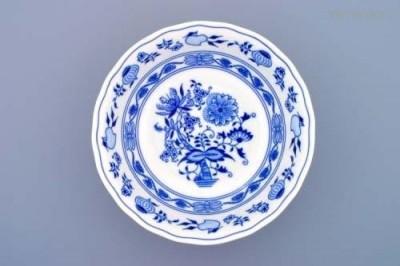 Porcelánová miska kompotová vysoká 21 cm Český porcelán