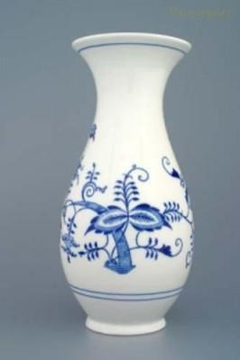 Porcelánová váza 25,5cm. Český porcelán
