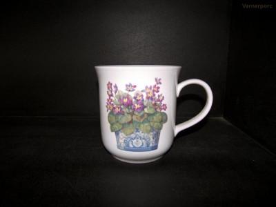 Porcelánový hrnek Golem květináč 1,5l Český porcelán