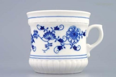 Porcelánový hrnek Perlový velký 0,37l Český porcelán