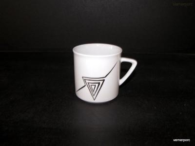 Porcelánový hrnek Tetra 023V 0,25 l. 6ks. Moritz Zdekauer