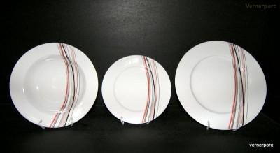 Sada talířů Sylvie 85009 18d. Thun