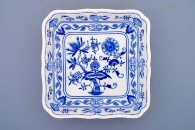 Salátová mísa čtyřhranná 24 cm Český porcelán