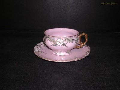 Šálek s podšálkem čajový, Renata 206 Thun