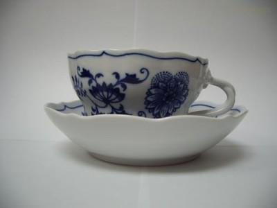 Šálek s podšálkem D+D 0,4 l. Český porcelán