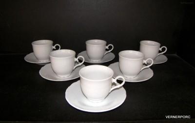 Šálek s podšálkem na čaj, Ofelie Moritz Zdekauer