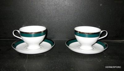 Šálek s podšálkem na čaj, Prezident 204 Thun