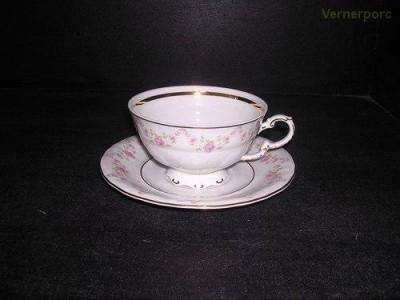 Šálek s podšálkem na čaj, Sonáta 158 0,2 l. Leander Loučky