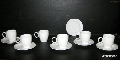 Šálek s podšálkem na kávu, Future Thun