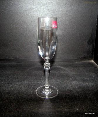 Sklenice Lucie 160ml. šampaňská flétna 6ks Rona