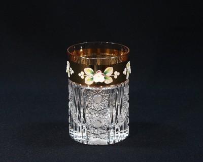 Sklenice whisky křišťálová 20226/57011/240 240ml. 6ks Tom Crystal Bohemia