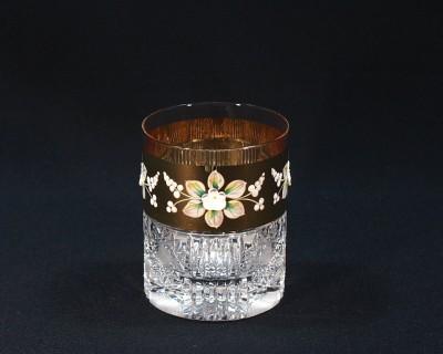 Sklenice whisky křišťálová 20260/57011/320 320ml. 6ks Tom Crystal Bohemia