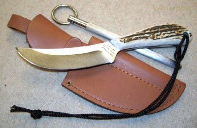 Stahovací nůž H101S STANDARD SKINNER Grohmann