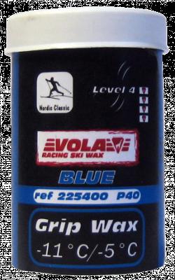 Stoupací vosk STICK P40 modrý 225400 50g. -11°C / -5°C