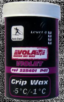 Stoupací vosk STICK P41 fialový 225401 50g. -5°C / -1°C