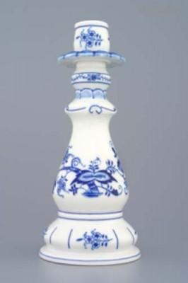 Svícen 21,5 cm Český porcelán