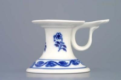 Svícen s uchem Český porcelán