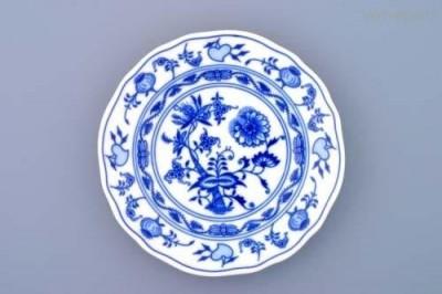 Dezertní talíř 15cm Český porcelán