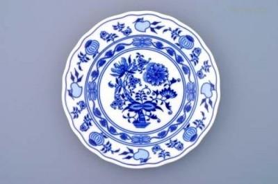 Dezertní talíř 19cm Český porcelán