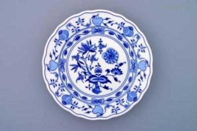 Mělký talíř 21cm Český porcelán
