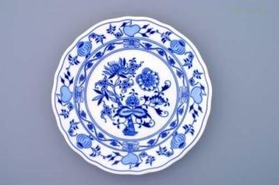 Mělký talíř 24cm Český porcelán