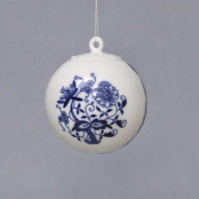 Vánoční koule C65 Český porcelán