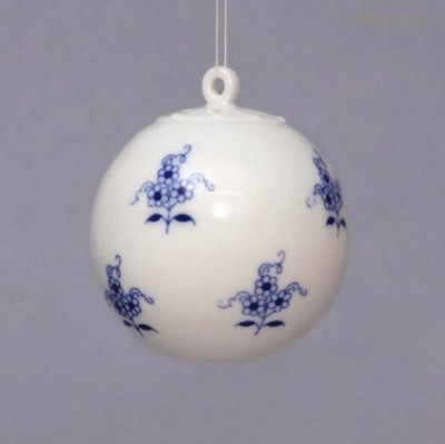 Vánoční koule C68 Český porcelán