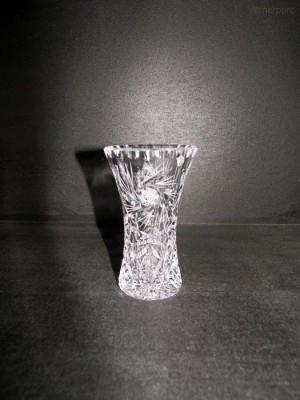 Váza 80029/26008/126  12,6cm. Tom Crystal Bohemia