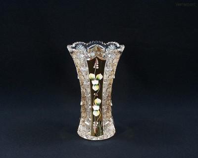 Váza 80029/57113/205  20,5 cm. Tom Crystal Bohemia