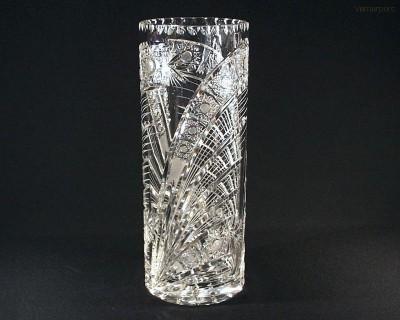 Váza 80119/35003/355  35,5 cm. Tom Crystal Bohemia