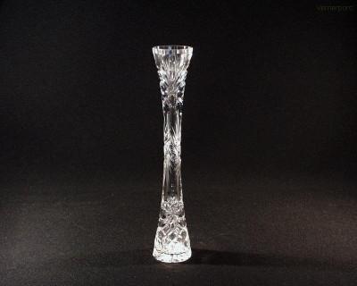 Váza 80303826008/255  25,5cm. Tom Crystal Bohemia