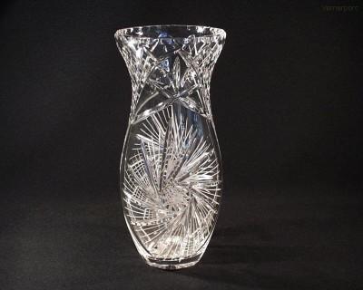 Váza 88382/26008/310  31cm. Tom Crystal Bohemia