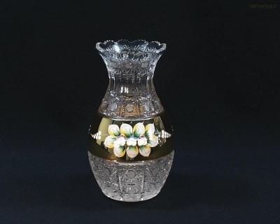 Váza 88383/57015/205 20,5cm. Tom Crystal Bohemia