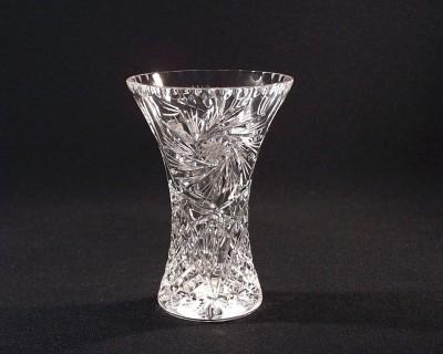 Váza křišťálová broušená 80029/26008/155  15,5 cm Tom Crystal Bohemia