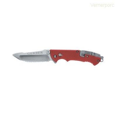 Záchranářský zavírací nůž Gerber Hinder Rescue 22-01534