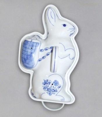 Zajíc - pečící forma Český porcelán