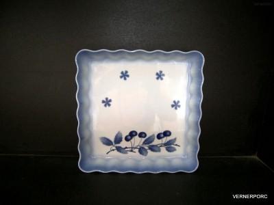 Zapékací mísa čtvercová, Blue Cherry, 24cm Thun