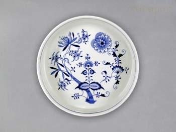 Zapékací mísa kulatá, velká Český porcelán