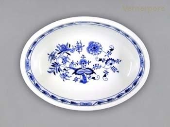 Zapékací mísa oválná, malá Český porcelán