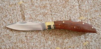 Zavírací nůž MINI Russel Pocket & Lock  R340S Grohmann