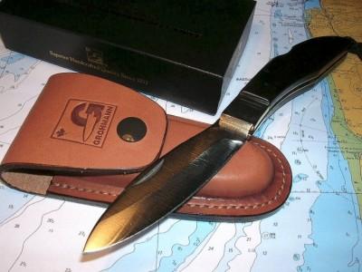 Zavírací nůž R300S D.H.Russel Pocket & Lock Knife Grohmann