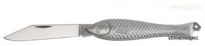Zavírací nůž Rybička 130-NZn-1 Mikov