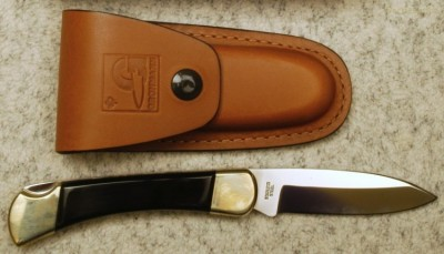 Zavírací nůž W380S Lockblade Hunter Grohmann