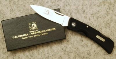 Zavírací nůž Z390S Featherweight Knife Grohmann