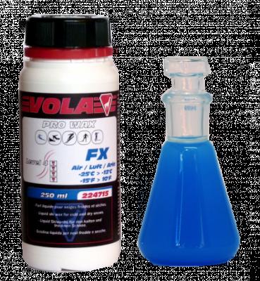 Závodní tekutý vosk FX Blue 250ml 224715 -25°C / -12°C