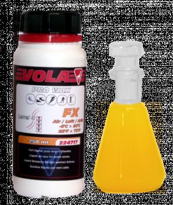 Závodní tekutý vosk FX Yellow 250ml 224717 -6°C / +20°C